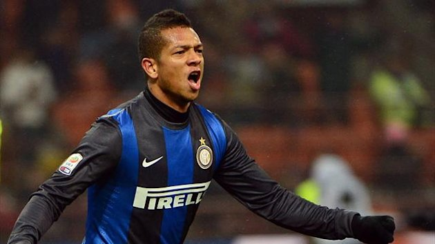 FOOTBALL - 2012/2013 - Inter-Pescara - Guarin