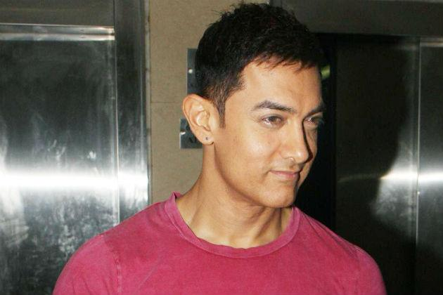 Aamir's experiments for Dhoom3