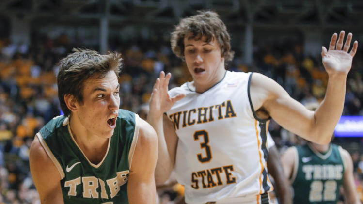 No. 16 Wichita State beats William & Mary 79-62