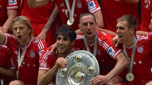Bayern stars break down Dortmund clash