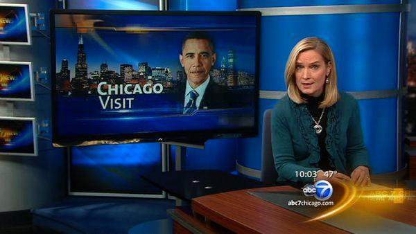 Obama's visit to address gun violence, other issues
