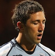 Gavin Henson sustained a suspected fractured cheekbone in London Welsh's game with Llanelli Scarlets