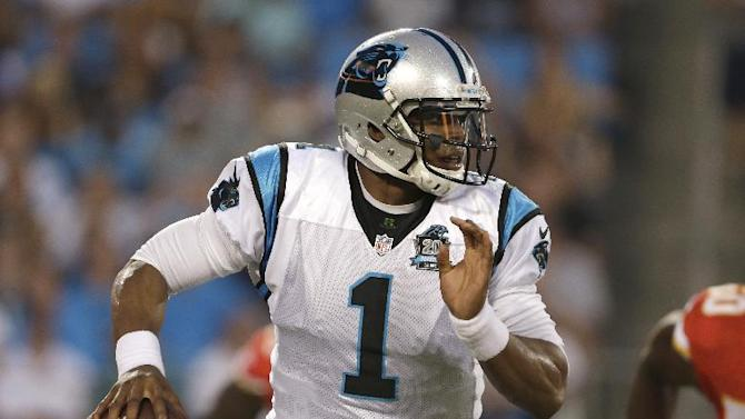 Panthers, Patriots take different approach to game