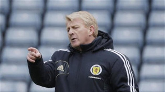 Gordon Strachan can't wait for Scotland's clash with Wales tonight