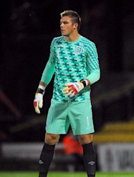 Jack Butland is thought to be a target for Southampton