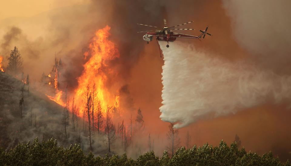Congress studies new way to pay to fight big fires
