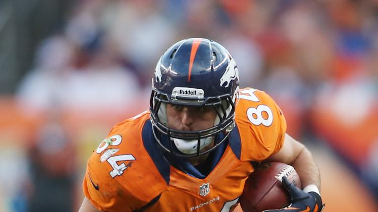 NFL: Tampa Bay Buccaneers at Denver Broncos