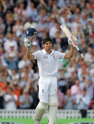 Alastair Cook is keeping the faith with England for the next two Tests