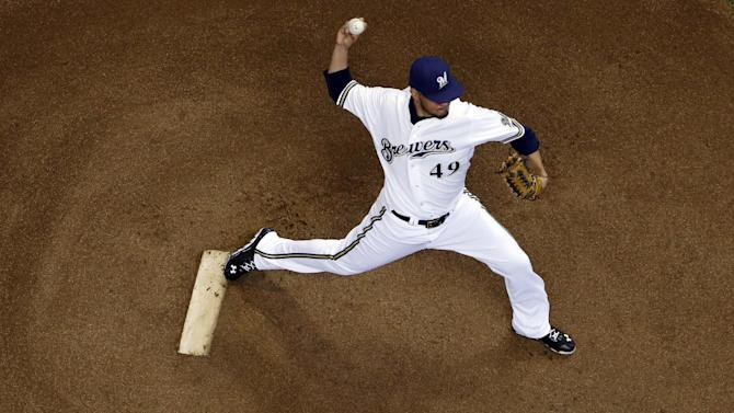Brewers rally in 9th for 4-3 win over Pirates