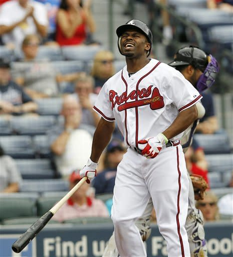 Braves pull out another 1-0 win over Rockies