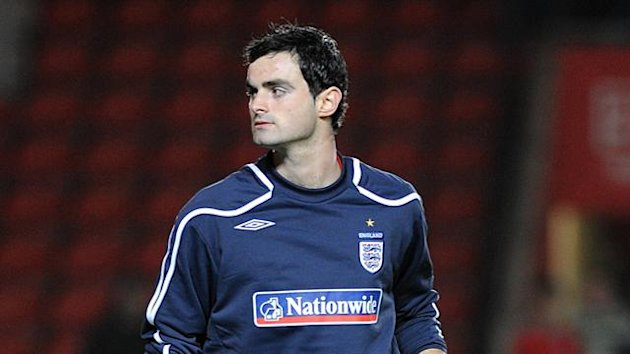 2009 England U21 Tom Heaton