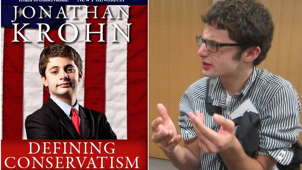Conservative Wonderboy Grows Up, Embraces Obamacare and Philosophy