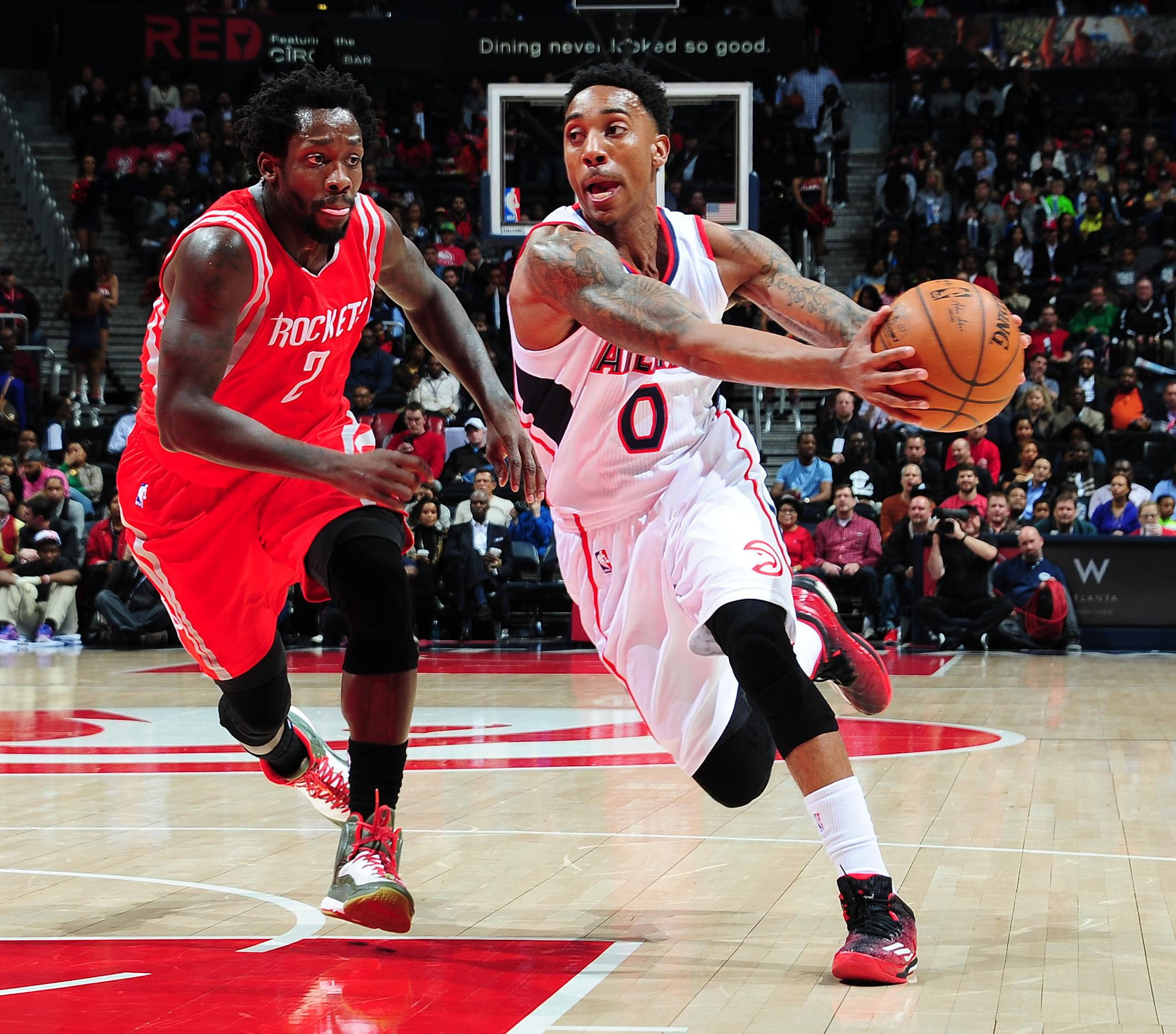 Teague, Horford help Hawks rally from 18 down, beat Houston