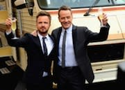 'Breaking Bad' Cast Steps Out for Final Season Premiere (Photos)