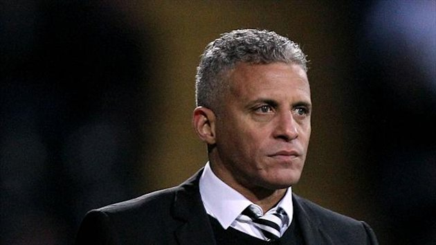 Keith Curle has been sacked by Notts County