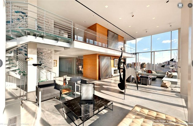 In the 10013 ZIP, the priciest Yahoo! Homes listing is this $48 million penthouse. Click to see more photos and details.