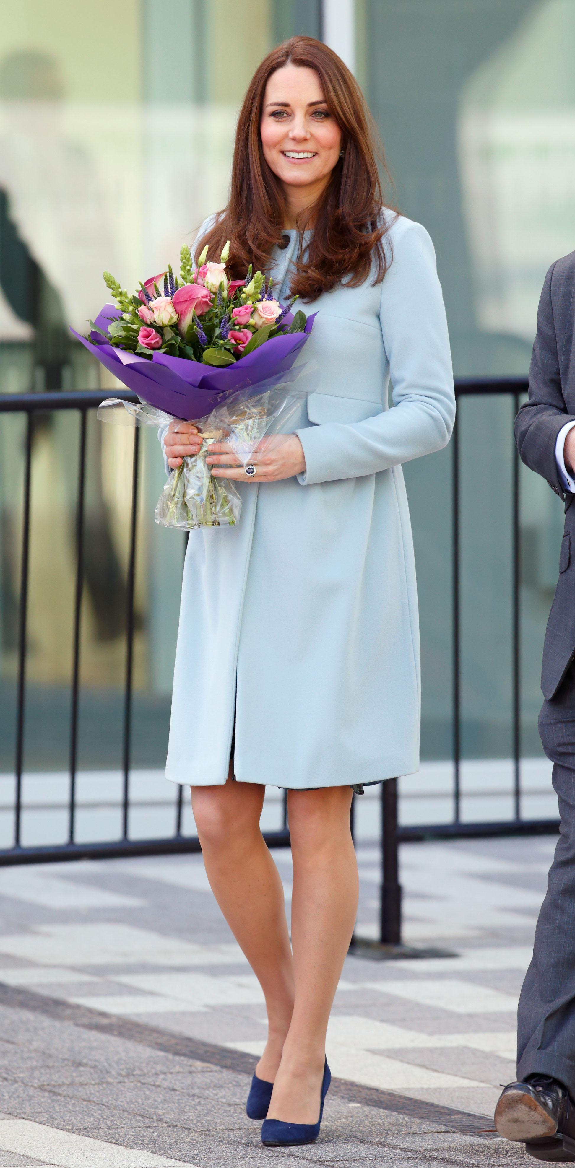 Another Palace's Modern Makeover Inspired Duchess Kate
