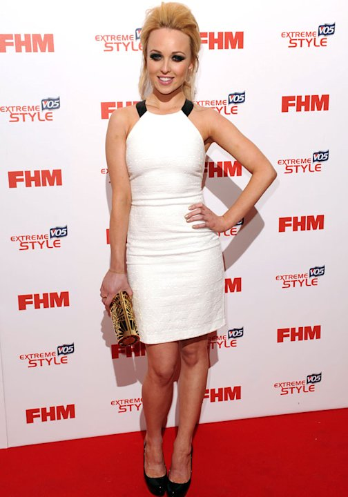 FHM Sexiest Women Awards: Jorgie Porter