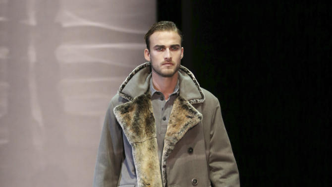 Milan fashion: Conservative looks are in