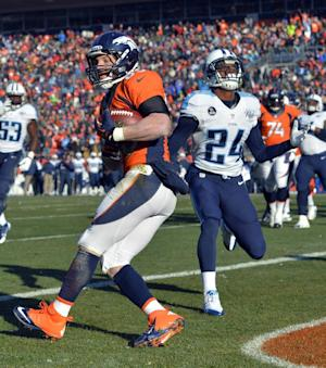 Welker ruled out against Chargers with concussion