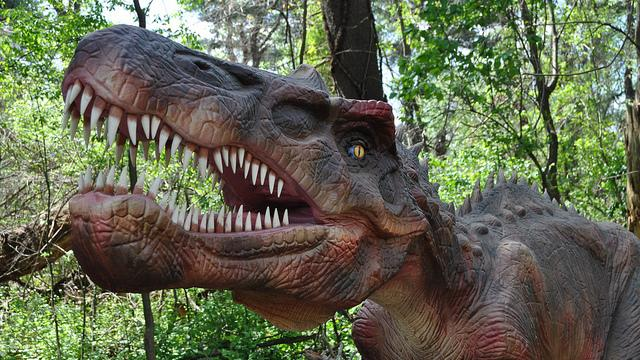 DNA Half Life Discovery Rules Out Real Life Jurassic Parks [VIDEO]