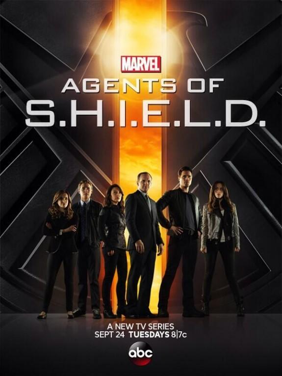 TCA: 'Marvel's Agents Of S.H.I.E.L.D.' Teases Film Links & Returning Characters, Unveils Official Poster