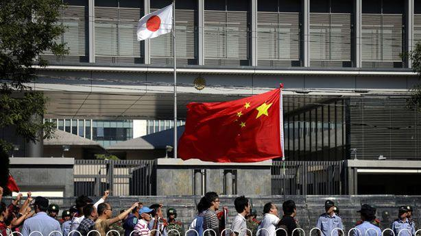 Island Dispute Turning into Ugly Trade War Between China and Japan