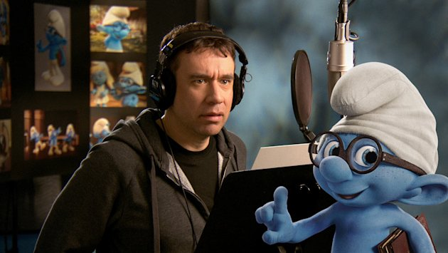 The Smurfs 2011 Columbia Pictures Fred Armisen