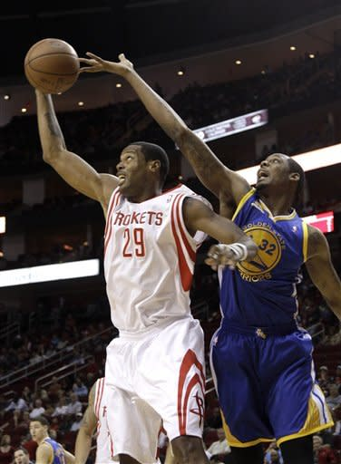 Lee leads Rockets past Golden State