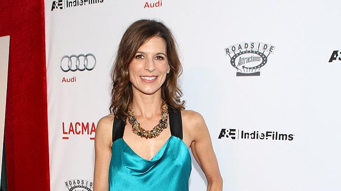 The September Issue LA Premiere 2009 Perrey Reeves