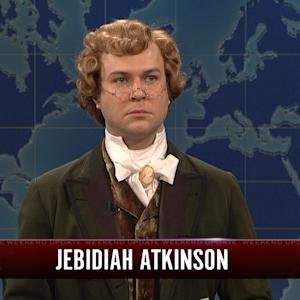 Weekend Update: Jebidiah