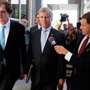 Former Va. Governor's Corruption Trial Begins