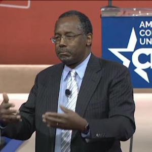 Ben Carson Speech Kicks Off CPAC