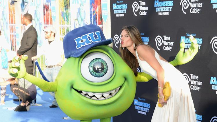 "Premiere Of Disney Pixar's ""Monsters University"" - Arrivals"