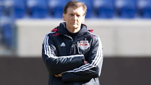 New York Red Bulls welcome two European trialists, but DP search shelved for now
