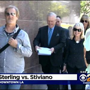 Donald Sterling's Wife, Girlfriend Face Off In Court