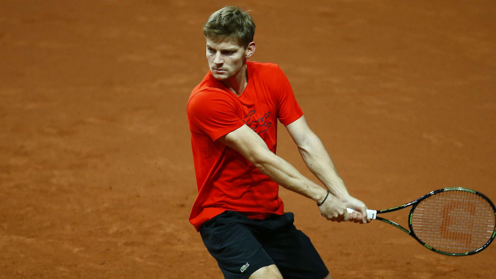 Goffin aiming to forget Murray thrashing