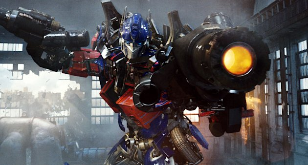 Transformers: Revenge of the Fallen Production Stills thumbnail
