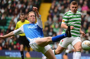 Celtic 4-0 St Johnstone: Hosts record a comfortable victory as they lift the SPL trophy