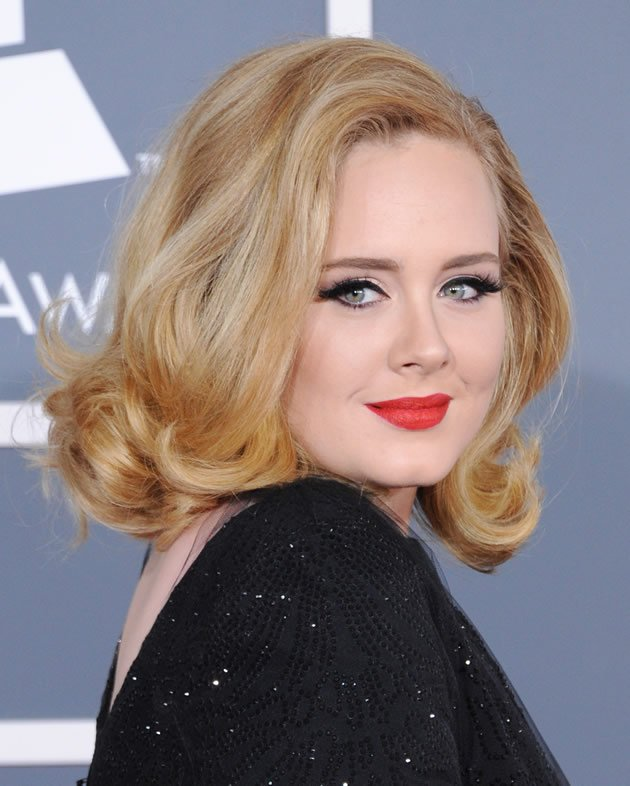 Adele's songs helped wake a girl up from a coma. (Getty Images)