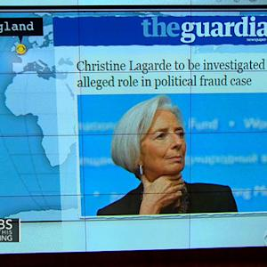 Headlines at 7:30: Christine Lagarde to be investigated for alleged role in political fraud