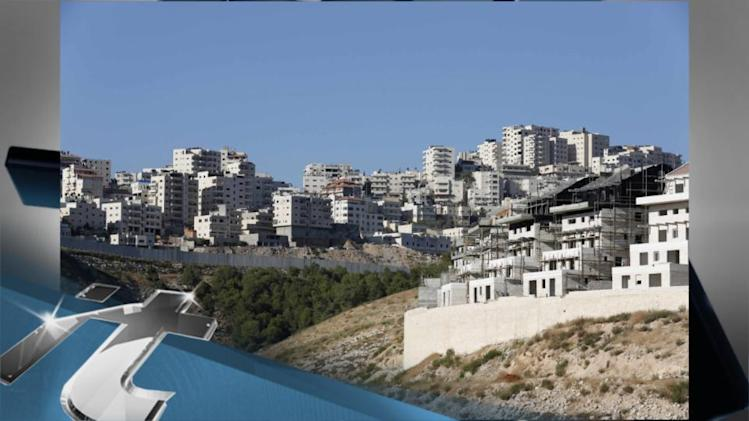 Israel Breaking News: Israel Expands Subsidies to Settlements