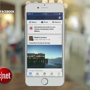 Facebook using beacons to show location 'tips'
