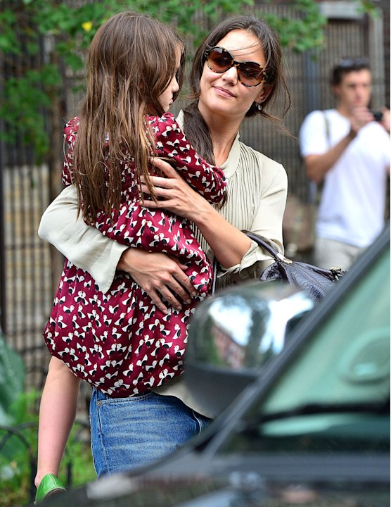 Katie Holmes, Suri Cruise