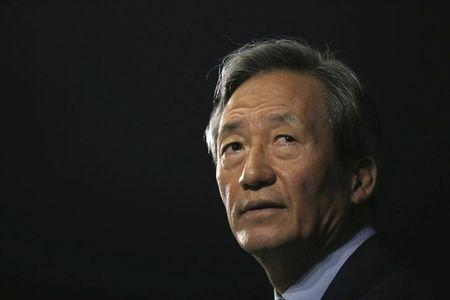 "FIFA Presidential candidate Chung Mong-joon ""facing suspension"""