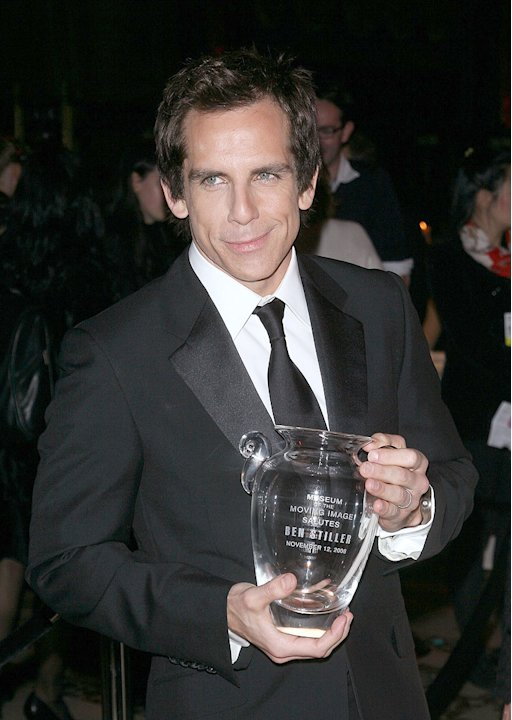 24th Annual Museum of the Moving Image's salute to Ben Stiller 2008 Ben Stiller