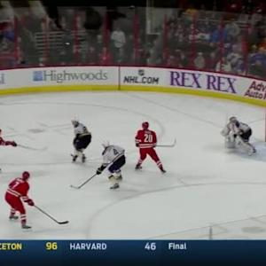 Jake Allen Save on Jeff Skinner (02:32/OT)
