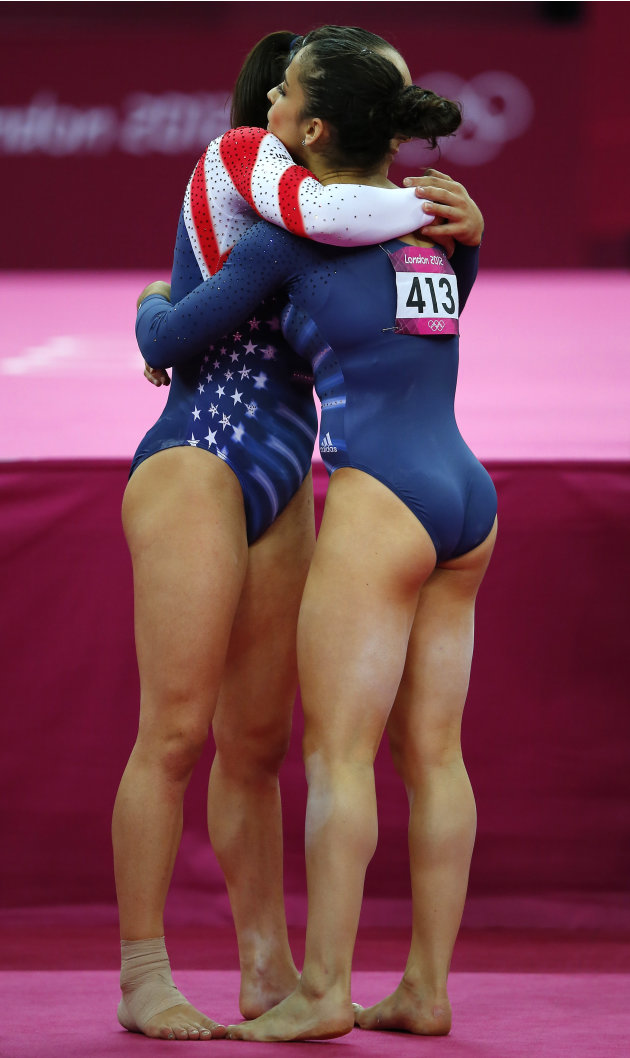 Women S Gymnastics Butts Pictures 50