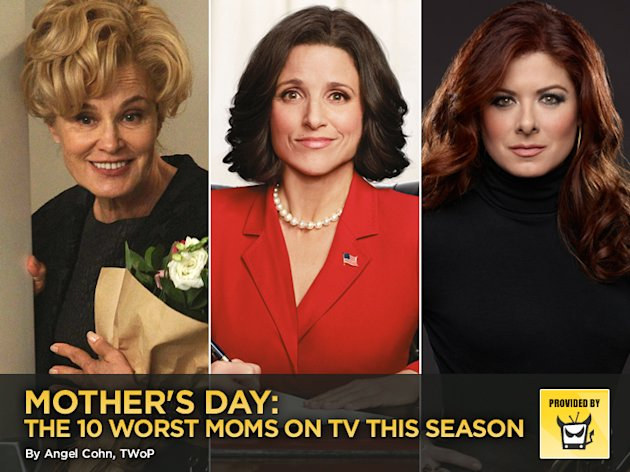 Mother's Day: The 10 Worst …