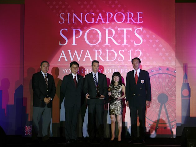 Singapore Sports Award 2012